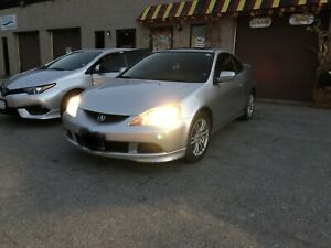 2006 Acura RSX certified