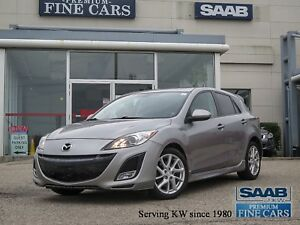 2011 Mazda Mazda3 SPORT GT   Leather/Sunroof/Automatic
