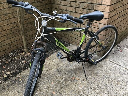 Mountain Bike Repco Torrent Bicycle Frame / great 4 parts.Or fixing it