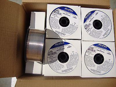 Alcotec Aluminum 5356 Mig Welding Wire Er5356 0.045 1.2mm 1-lb X 14 Spools