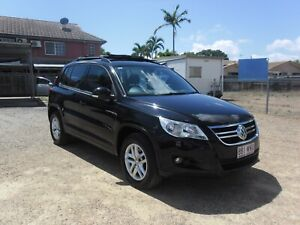 VW Tiguan 103 SUV Turbo Diesel Wagon Hermit Park Townsville City Preview