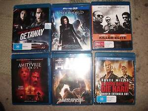 assortment blurays Scoresby Knox Area Preview