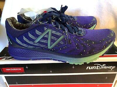 Run Disney New Balance Women's Haunted Mansion Size 7 1/2 Running Shoe Sneaker