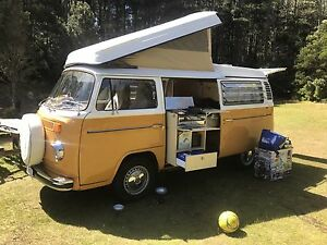 Vw Kombi Deluxe Camper Glynde Norwood Area Preview