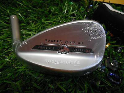 TaylorMade TP EF PGA 56 ATV TOUR ISSUE SMOKE CHROME 632HE5AXU5T  NEW(in plastic)