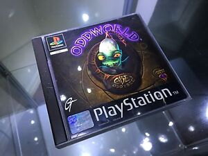 Oddworld Abe's Oddysee PS1 Paradise Campbelltown Area Preview