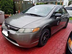 Honda Civic 2006                                (210k km)