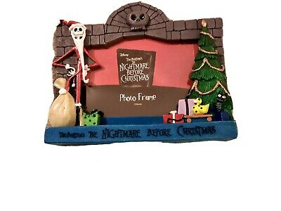 Nightmare Before Christmas Standing Picture Frame