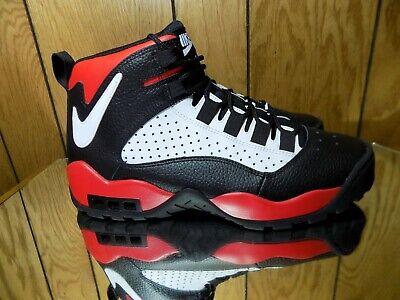 19a362aafc8 New NIKE AIR DARWIN 'Bulls' Men's Basketball Shoes AJ9710-001 Size 10.5