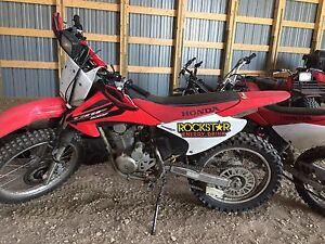 2007 Honda CRF 230