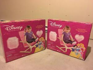 Chaise à structure souple Disney enfant