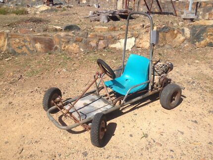 Off road go cart