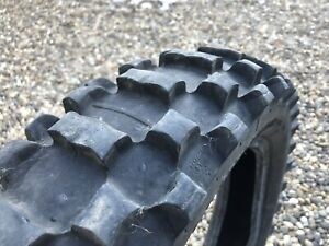 """18"""" Rear and 21"""" front dirt bike tires"""