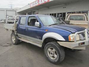 Nissan Navara D22 STR ZD30 DIESEL 2006 WITH ALLOY TRAY WRECKING Brooklyn Brimbank Area Preview