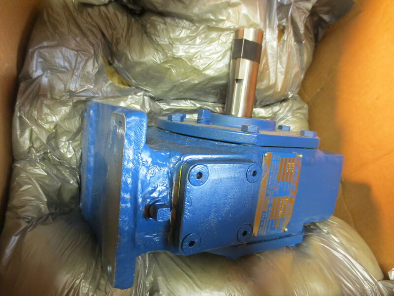 Cleveland Gear Co. Speed Reducer Size: 30AT Series: 84A Ratio: 5-1L NWOB