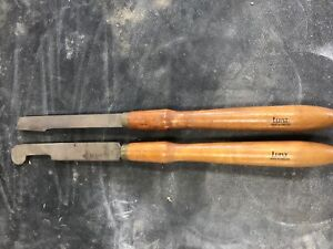 Luna woodturning tools