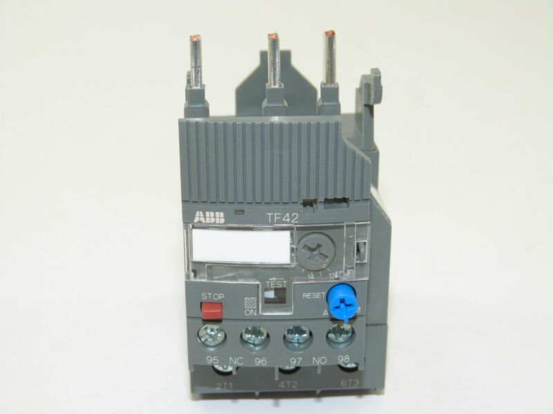 ABB TF42-16 Thermal Overload Relay 13-16a NEW 1yr Warranty