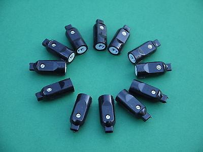 12x Kupplung Kupplungen EBAR für Lautsprecherstecker DDR Lautsprecher 2pol DIN