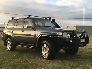 2005 Nissan Patrol Wagon Rothwell Redcliffe Area Preview