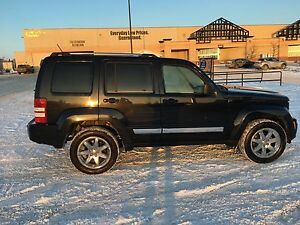 2008 Jeep Liberty Limited V6 4WD