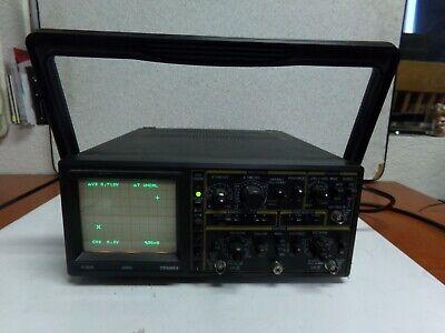 Tenma Model 72-6020 40 Mhz 2 Ch Oscilloscope