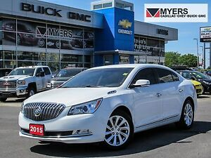 "2015 Buick LaCrosse LEATHER, 3.6 V6, REAR VISION CAMERA, 8"" COLO"