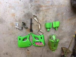 KDX 220 full engine rebuild $2150