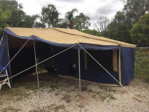 Customline Deluxe Off Road Camper Trailer- Great Condition. Aspley Brisbane North East Preview
