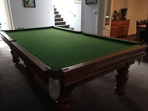 Premium Slate Billiard & Snooker Table Templestowe Manningham Area Preview