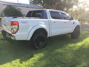 2013 px ford ranger xlt Wollongong Wollongong Area Preview