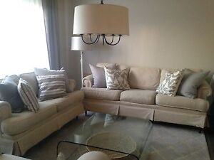 Caseuse et Canape / Sofa and loveseat