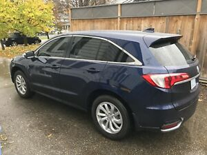 2018 Acura RDX Tech AWD lease takeover $1000 incentive