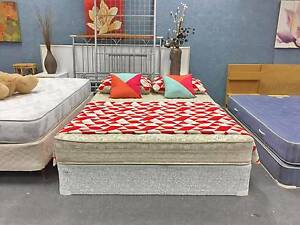 DELIVERY TODAY COMFORT Ensemble Queen bed & mattress QUICK SALE Belmont Belmont Area Preview