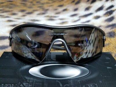 Brand NEW Oakley Radar Path Asian Fit Black Polarized lens Dark Gray (Asian Fit Sunglasses Brands)