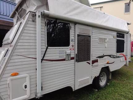Coromal Corvair Pioneer Off Road Pop Top Caravan Miami Gold Coast South Preview