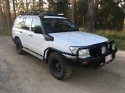 Landcruiser 100 Series Beerwah Caloundra Area Preview