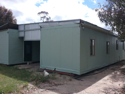 Dongas- transportable- relocatable buildings