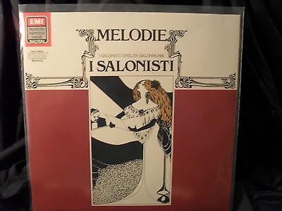 I Salonisti spielen Salonmusik - Melodie