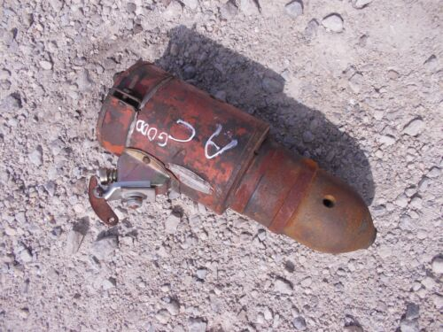 Allis Chalmers WD 45 WD45 WC WD W tractor working engine motor starter assembly
