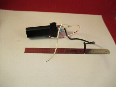 Hamamatsu Light Sensor E850-11 Optical Laser Optics As Pictured Ft-5-180