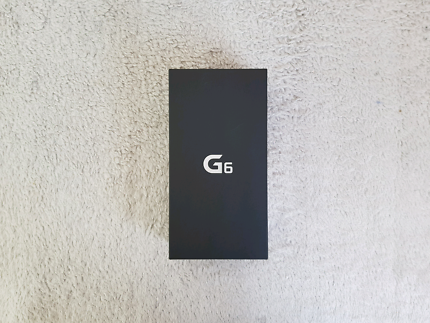 [NEW] LG G6 64GB Black + Dual Sim + HIFI DAC + SPIGEN CASE