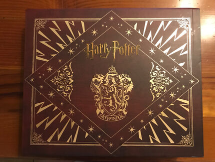 Harry Potter Gryffindor stationary set UNUSED