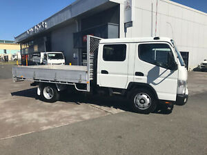 Mitsubishi Canter 815 Wide DUAL CAB 815 ALLOY TRAY Tray Milperra Bankstown Area Preview