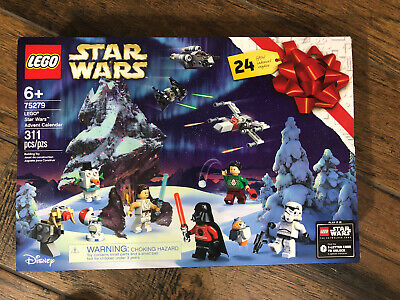 2020 Lego Star Wars Advent Calender 75279 Christmas Countdown New Free Ship!