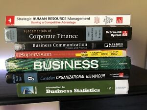 MCMASTER COMMERCE 2ND YEAR AND CCE TEXTBOOKS