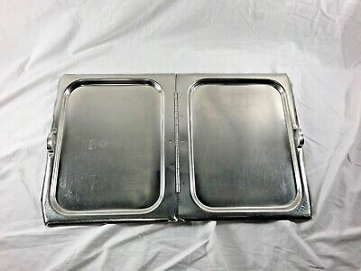 Vollrath Full Size Steam Table Pan Hinged Lid 77430
