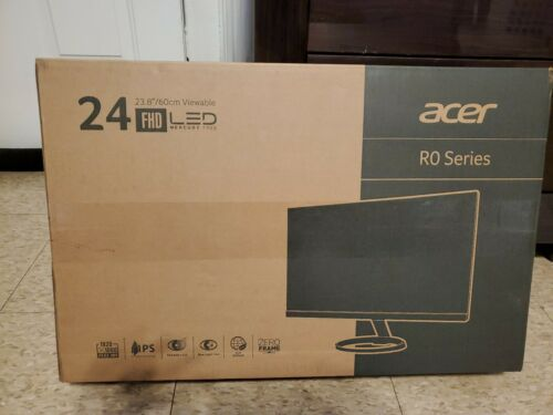 Best HD Desktop Monitor, Gaming, Widescreen 23.8-Inch Acer I