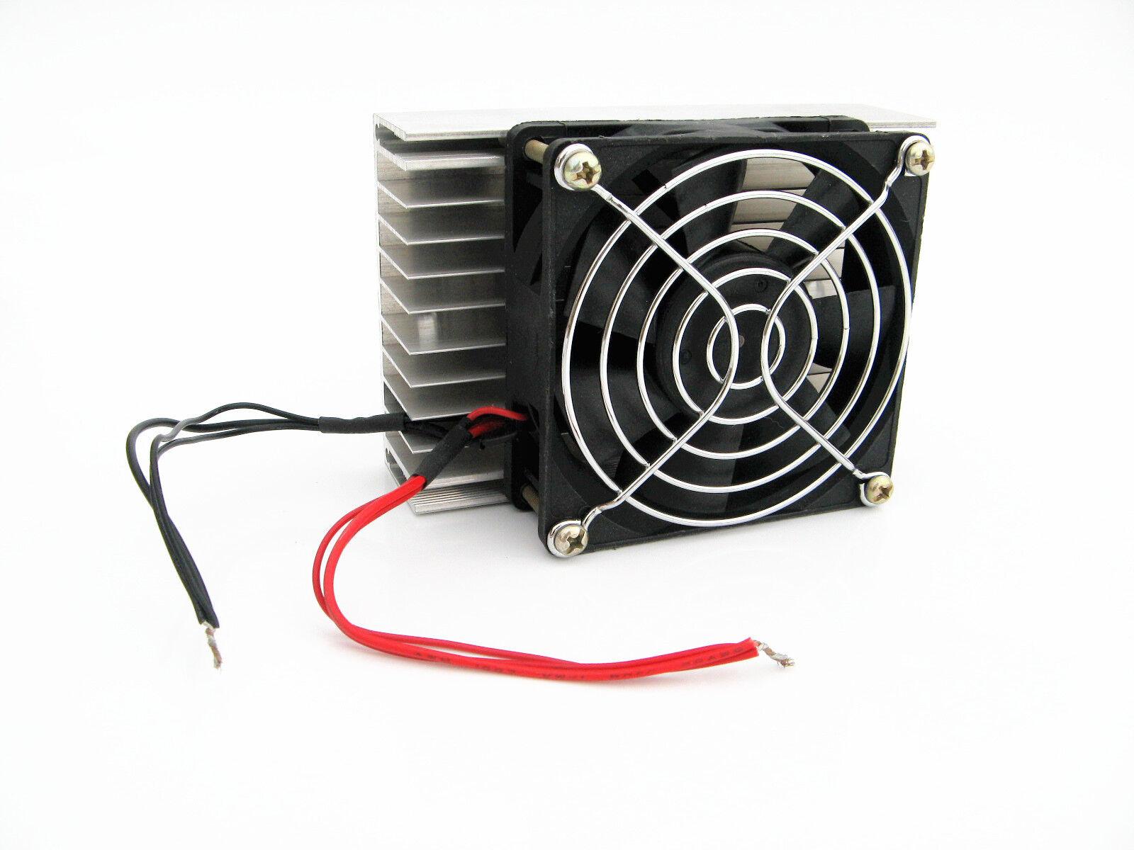 Dc12v 65w Cooling Pet Air Conditioner Cooler Refrigerator For Diy Dog House Ebay