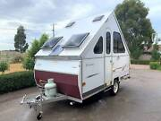 2004 AVAN Cruiser 3 berth with solar battery pack and annex Hillside Melton Area Preview