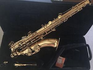 Yamaha YTS280 Tenor Saxophone Bulimba Brisbane South East Preview